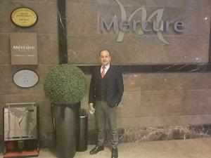 Ümit Yılmaz, Mercure Hotel Şişli'nin Genel Müdürü oldu
