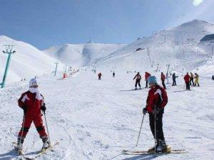 Palandöken'de turizmin erken başlaması için kar saklanacak