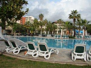 Elite Hotels'de atamalar