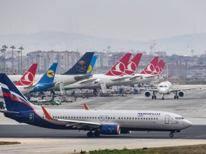 Hükümet karar vermeden, Aeroflot haziran Türkiye uçuşlarını iptal etti
