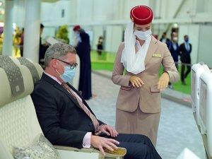 Emirates, Arabian Travel Market (ATM)'e de tanıtım yaptı
