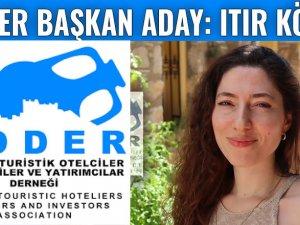 """Bodrum turizmine """"hanım eli"""" değiyor, BODER adayı: Itır Köylü"""