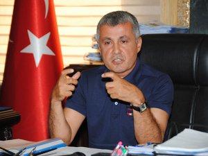 Başkan Sözen: 'Bürokratların siyasilere şirinliklerinikınıyoruz