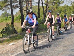 Antalya bisiklet yolları ile Avrupalı turistlerin cazibe merkezi oldu