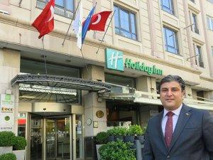 Holiday Inn Şişli Müdürü Gürkan Kaban: Turizmin geleceği gençlerde