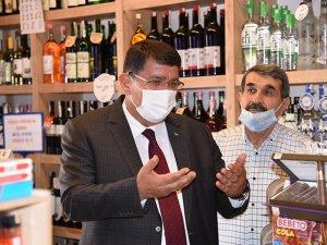 Adlıhan Dere: Antalya'da kısıtlama 21.00'den 23.00 çekilmeli