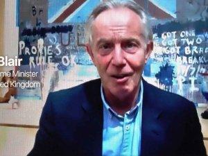 Tony Blair: Turizmin geleceği aşı seferberliğinden geçer