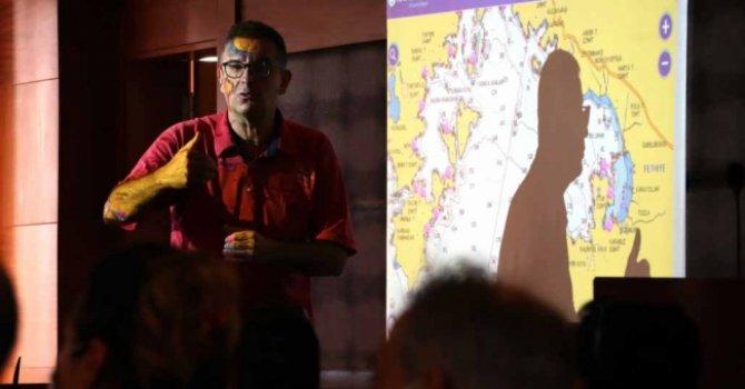 Fethiye'de Su Altı Tarih Parkı Projesi'nde resif alanları belirleniyor