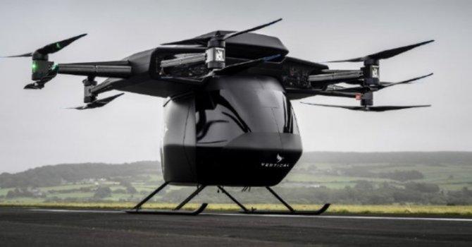 Elektrikli uçan taksi üreticisine dev yatırım
