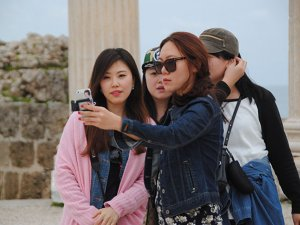 Antalya Güney Koreli turistler için açık hava müzesi