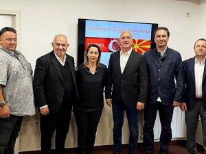 Antalya OSB Başkanı Bahar:''Makedonya ile ticaret köprüsü kuracağız''