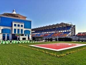 Formula 1TM yeniden Intercity İstanbul Park'ta