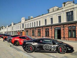 Galataport İstanbul'da tasarımharikası süper otomobiller sergisi