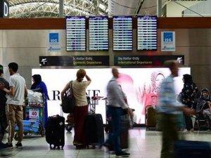 İçişleri Bakanlığı: 6 ülkeden uçuşlar durduruldu