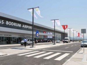 Milas - Bodrum Havalimanı'nda yangın paniği