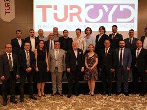 TUROYD Genel Başkanlığına yeniden Ali Can Aksu seçildi