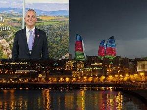 """Azerbaycan """"evinizdesiniz"""" konforuyla sizi bekliyor"""