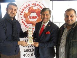 Emin Çakmak: Türsab'ta gençlik kolları kurulacak