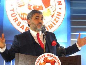 Emin Çakmak: Türsab'a barış getirmek istiyoruz