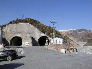 Yeni Zigana Tüneli'nin yarısına tamamlandı