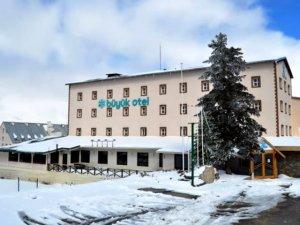 Belediye Büyük Otel'i yıktı, yerine otopark yaptı