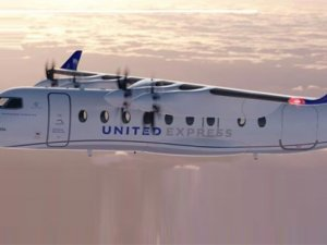 United Airlines, elektrikli uçakların 2026'ya kadar uçmasını istiyor