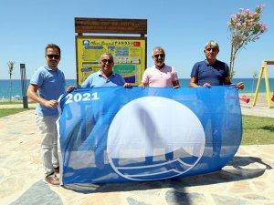2021'de Manavgat'ta mavi bayraklı plaj sayısı 89'a ulaştı