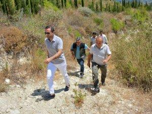 MATSO: ''Sultanların geçtiği yolu alternatif turizme kazandırdık''