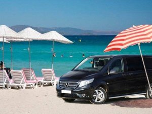 Uber Taksi turizm kenti Bodrum'da hizmete girdi