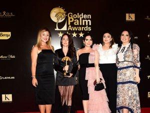BESA Grup DirektörüŞule Alp'e Azerbaycan'daAltın Palmiye ödülü