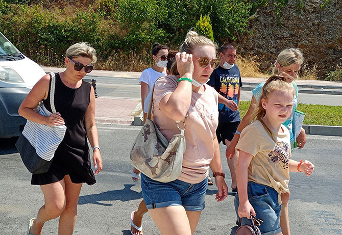 9 günlük Kurban Bayram tatili Antalya'da otelleri doldurdu
