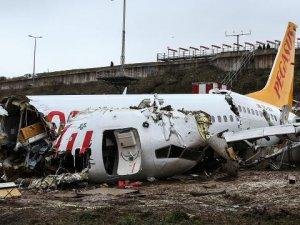Sabiha Gökçen'de pistten çıkan uçak için rapor tamamlandı