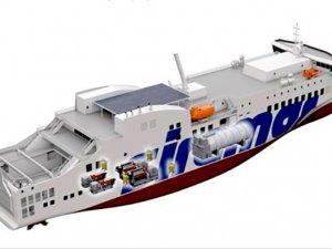 Wärtsilä'nin LNG feribot siparişiniTürkiye'de Sefine yapıyor