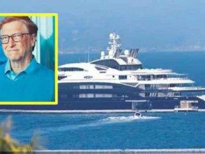Bill Gates, Bodrum'da akşam yemeği için 80 bin lira hesap ödedi