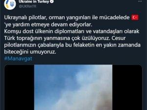 Ukrayna'nın gönderdiği yangın uçakları 10 gün Türkiye'de kalacak