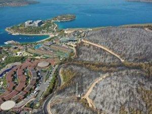 Türkiye'nin turizm bölgelerinde yaşanan yangınlar otelleri korkuttu