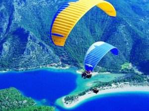 Fethiye'de paraşüt uçuşlarına 'yasak' getirildi