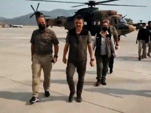 Yunanistan'a uçak gönderecek Bakan Pakdemirli'ye tepki!