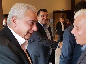 Çetin Gürcün, Türsab Başkan Adaylığını hissettirdi