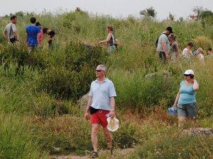 Pandemi de Antalya botanik turizminininkaybı yüzde 90 oldu