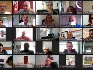 İZFAŞ fuarlarına 70 ülkede tanıtım