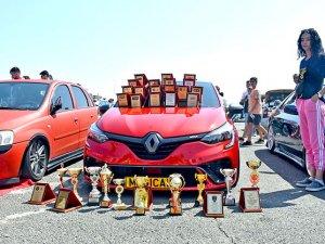 300'e yakın modifiye araç 'Tuning Fest 2021' de