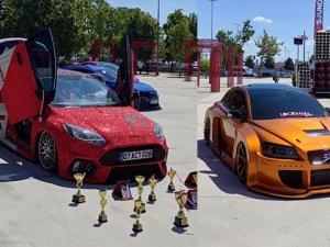 Modifiye araç tutkunları Kartal 'Modfest 2021'de buluştu