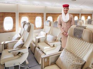 Emirates A380 filosunun son üyelerini Kasım'da teslim alacak