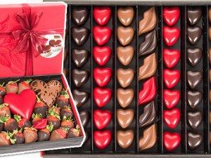 Maroon Chocolate'dan yeni lezzetler