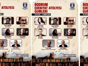 Kültür ve sanatın kalbi Bodrum'da atacak