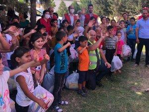 Azerbaycanlı çocuklara destek, Karabağlı çocuklara eğitim desteği
