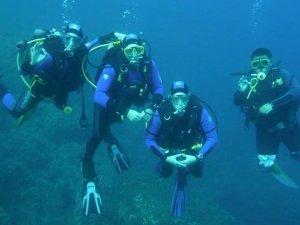 Turizmdeki dalış merkezleri iflasın eşiğinde