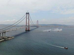 1915 Çanakkale Köprüsü geçiş ücreti 15 euro oldu