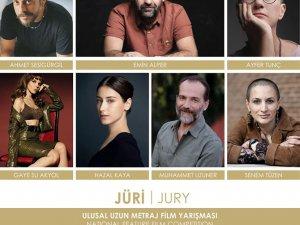 58. Antalya Altın Portakal Film Festivali Jürisi belli oldu